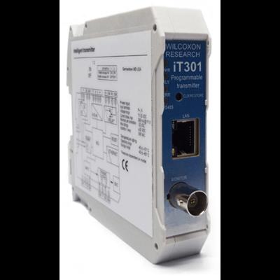 Model iT301 User-Configurable Intelligent Vibration Transmitter