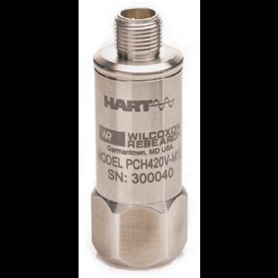 PCH420V HART-Enabled 4-20 mA Velocity Sensor