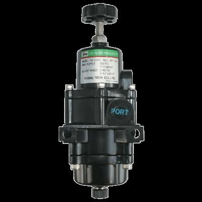 """YT-200 1/4"""" Air Filter Regulator"""
