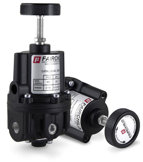 Model 10 Pneumatic Pressure Regulator